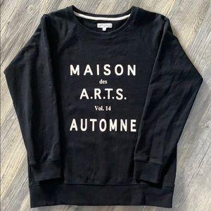 Madewell Maison des Arts Sweatshirt